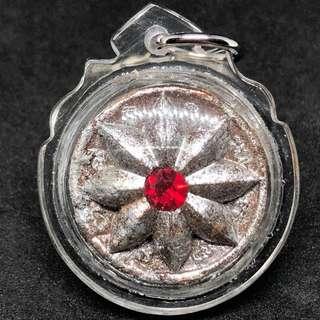 ✅ Thai Amulet - Lucky Dao Star Amulet Pendant - Sliver Edition - 2 Doks Tarkuts - Thai Amulets