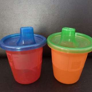 Sippy cup isi 2pcs