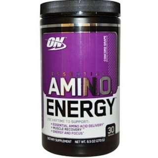 《BESTBUY》Optimum Nutrition Amino Energy 30serving