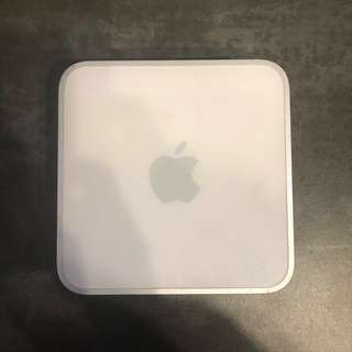 [價已減]Mac mini C2D 2.26 early 2009 w/ miniStack v3