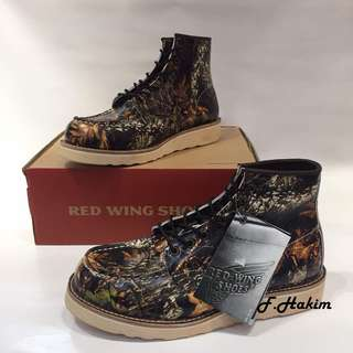 RED WING 8875 CAMOUFLAGE