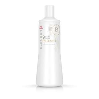 Wella Blondor FreeLights 9% Oxidant 30 Volume 1000ml