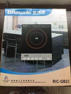 Rasonic 電磁爐