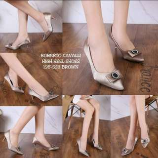 RC heels 3 warna sz 36 - 40