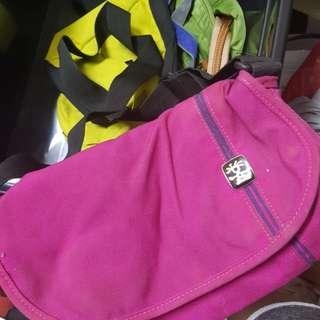 Crumpler pink sling Bag @$7