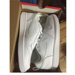 100% Authentic Nike Court Borough Low