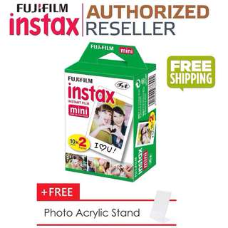 Fujifilm Instax Mini Film 20pcs