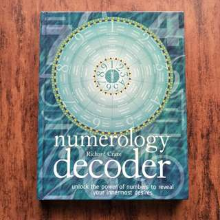 Numerology Decoder - Richard Craze