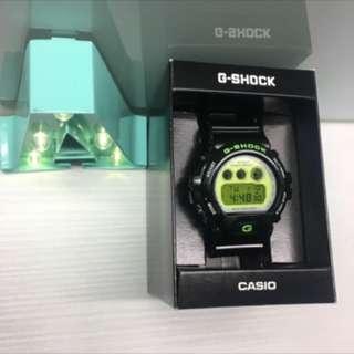 🚚 Casio 卡西歐 G-SHOCK DW6900CS 黑黃配色 手錶 限量
