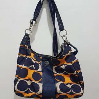 Repriced!Authentic Coach Bag!