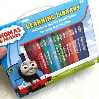Thomas & Friends baby book box set