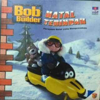 Bob builder Natal terindah