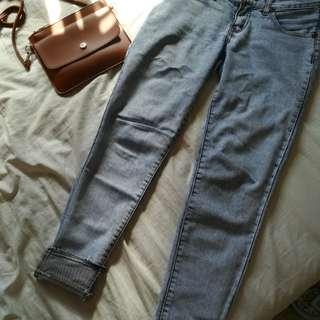 Hipster Denim Skinny Jeans size 26