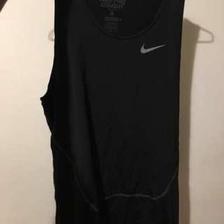 Nike pro 緊身衣 打球 健身