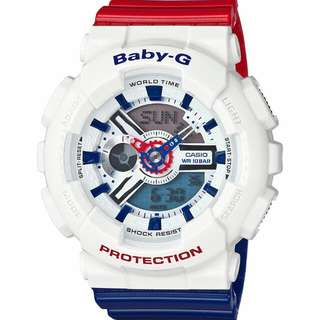 Authentic Casio Baby-G Tandem Series Women's Watch From Japan