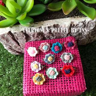 Baby brooches