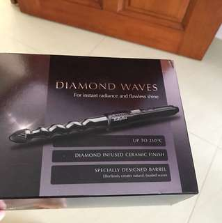 Babybliss diamond waves