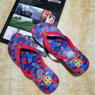 Authentic Quality Tory Burch Slippers