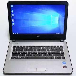 "HP i5-5200u/8GB/500GB/Radeon R5 M330/14"" Gaming Laptop"