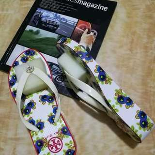 Authentic Quality Tory Burch Slipper