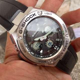 Gshock Gsteel GST-S110 Complete