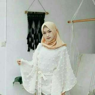Ruby Batwing Blouse