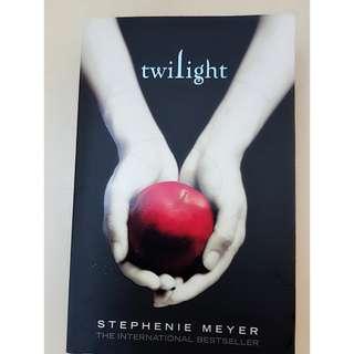 Twilight English Novel