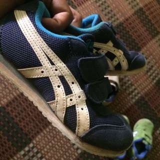 Asics Unisex Dark Blue Shoes