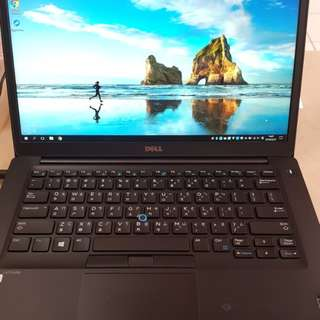 Dell Latitude 7480 i7 8G 256G SSD XPS Thunderbolt 3 TB3