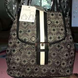 Convertible Mini Backpack