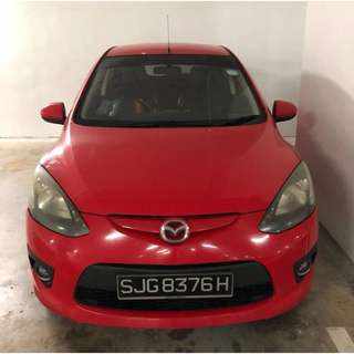 Mazda 2 (UBER & GRAB Enabled)
