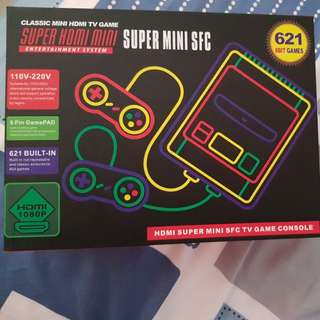 Super HDMi Mini 621types of Games