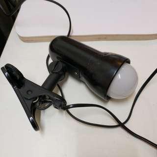 LED 夾枱燈