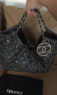 Chanel cabas bubble bag