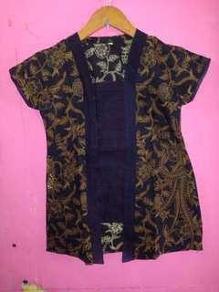 Kebaya batik solo