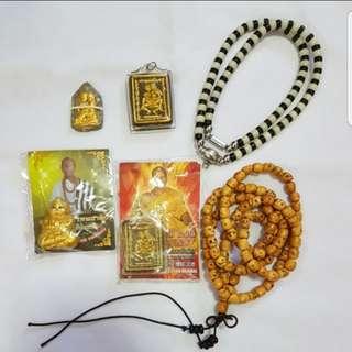 Thai barang amulet clearance