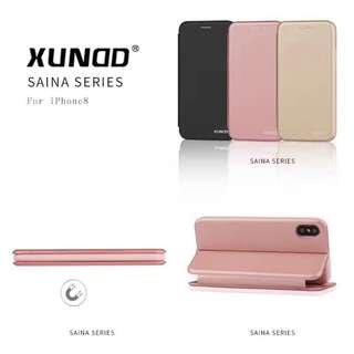 original xundd leather wallet case for iphone x/10