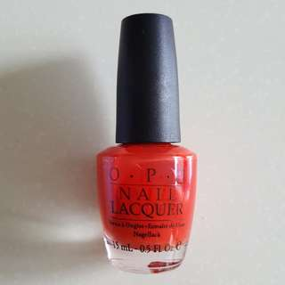 OPI Monsooner Or Later NLI45 (Green Label)