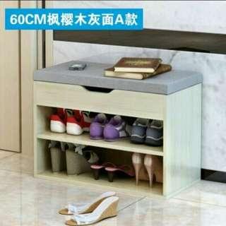 Shoe Rack with storage