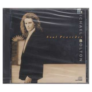 Michael Bolton: <Soul Provider> 1989 CD (Printed in USA / Brand New)