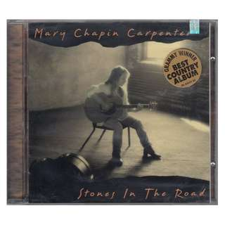 Mary Chapin Carpenter: <Stones in the Road> 1994 CD (Made in USA / Brand New)