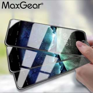 3- Pack IPhone glass screen protector
