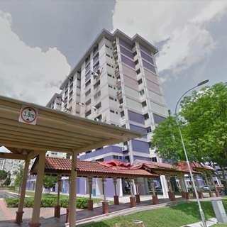 533 Ang Mo Kio Ave  (Common Bedroom)  - MRT / Food Center / With Aircon and Wifi