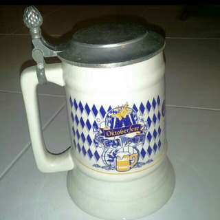 Oktoberfest collectible beer mug