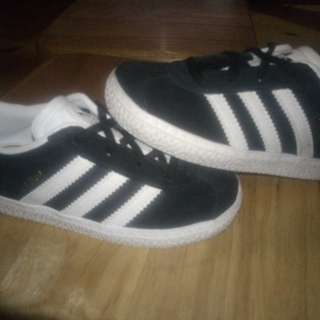 Adidas shoes for kids.