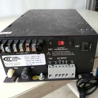 Copley Controls Corp PST-040-13-DP Power Supply @ A5/C