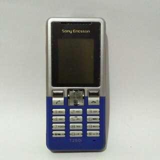 Sony Ericsson T 250i Unggu