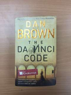 Da Vincci Code book