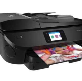 HP 相片打印機 ENVY Photo 7820 多合一打印機 All-in-One Printer   100% NEW 抽獎禮物  有單據 保養至12/2018