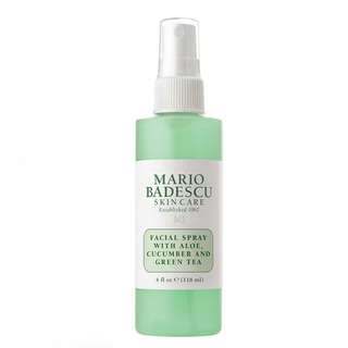 [Instock] Mario Badescu Facial Spray with Aloe, Cucumber And Green Tea